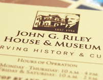 John G. Riley Promotional Card