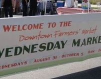 Farmers Market Banners