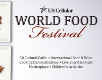 World Food Festival Ad Series