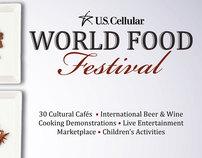 World Food Festival Ad Series