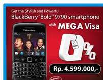 Blackberry Bellagio Launching