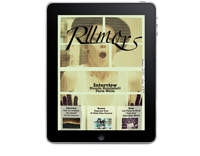 Rumors Ipad brief - Student brief