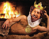 Burger King - Flame Campaign