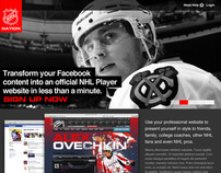 NHL Players Project