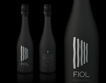 Fiol Prosecco - Wine Branding