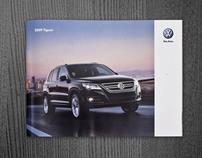 2009 VW Tiguan Brochure