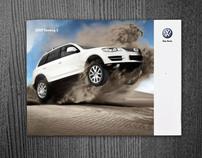 2009 VW Toureg Brochure