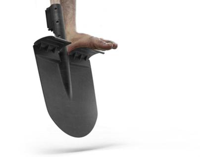 Sahay - A shovel for Indian farmers. (2010)