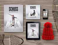 Schuss n°77 // Magazine