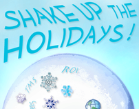 Shake up the holidays!