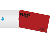 FUEL Business Card Concept