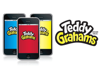 Teddy Grahams Mobile App