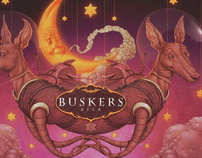 Buskers Beer Labels