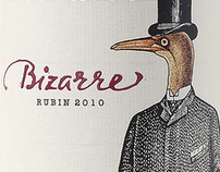 Bizarre Wines by the Labelmaker