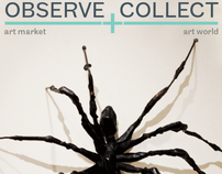 Observe + Collect Magazine