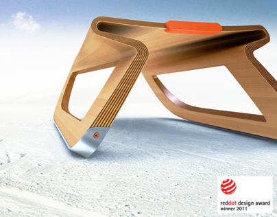 BENDIT– Plywood Sled