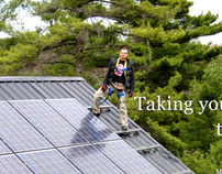 Maple Solar Website