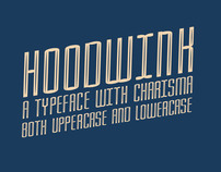 Hoodwink Typeface