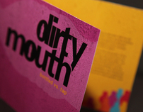 Dirty Mouth - Pamphlet