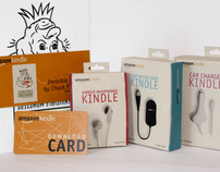 Brand Extension - Amazon Kindle