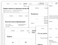 Intravision Website Redesign Process