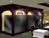 Mortons Wine Room Development