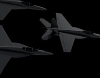 FA-18EF Superhornet