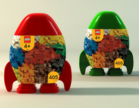 Lego packaging going out of this world