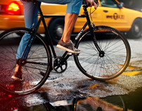 New York - cycling