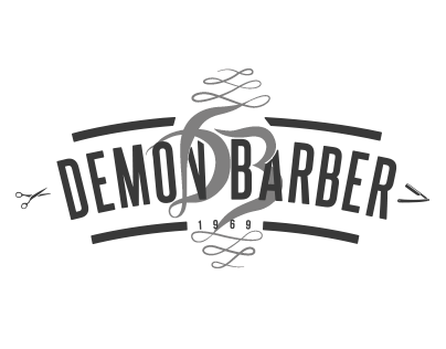 Demon Barber Branding