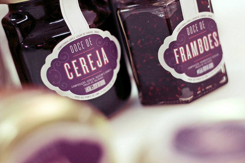 packaging / confeitaria lopes