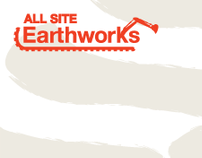 All Site Earthworks Branding