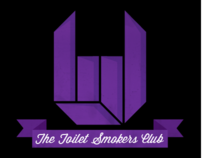 Toilet Smokers Club™ logo design