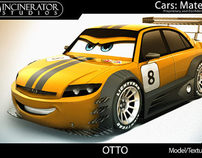 Otto - Pixars Cars Video Game
