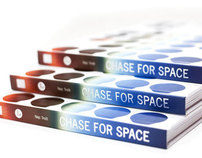 CHASE FOR SPACE: THE BOOK