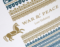 War & Peace, Paperback & Hardcover Editions