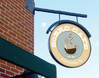 Branding |  SoBro Cafe'.