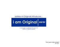 i am Original:campaign for adidas miOriginals apparel