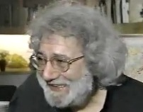 1994 Jerry Garcia Art Interview