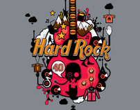 Hard Rock Cafe 40 anniversary