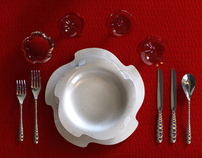 'A mare' tableware collection
