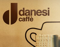 Danesi Caffè 2009 - Website