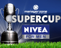 Supercup Nivea for Men