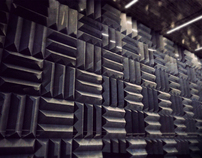 Hollywood Recording Studio