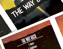 The Way Back - Pop Punk CD Sleeve