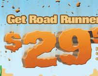 Falling Prices - Road Runner