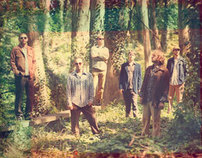 Monophonics - An Album Cover Shoot