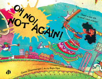 Oh No! Not Again! : Picture Book