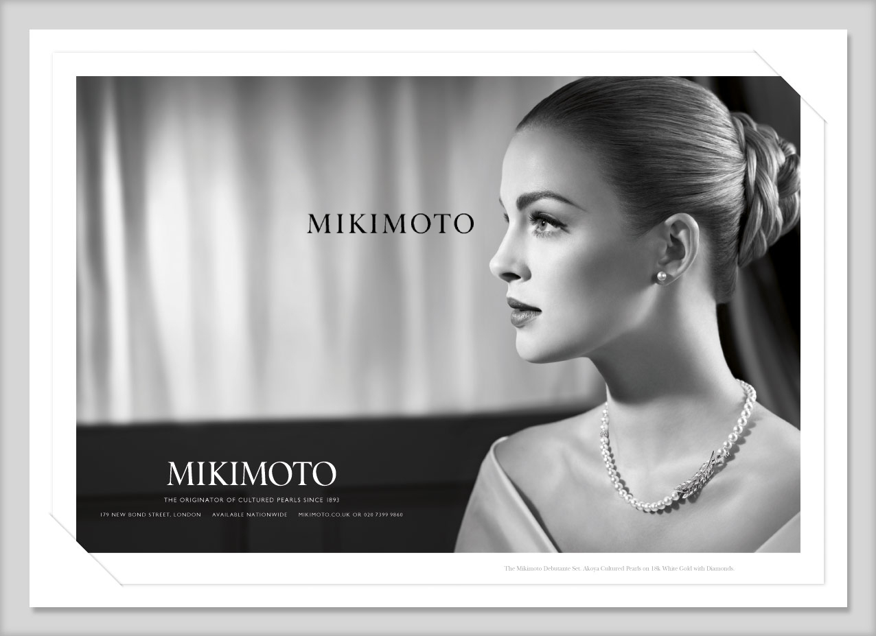 mikimoto artworks - London