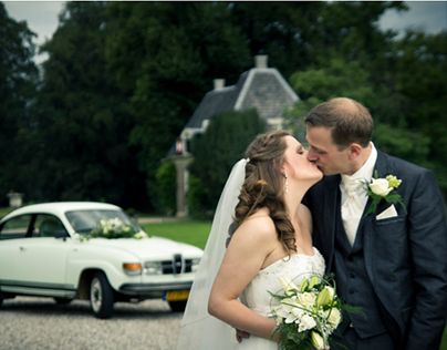 Wedding Photography: Nathalie & Mark